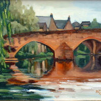 The Auld Brig Dumfries