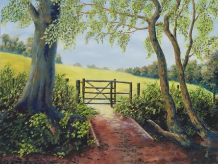 The Kissing Gate III (S)