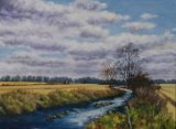 On the Way to Abridge (45x60)