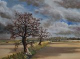 View over Abridge (36x49)