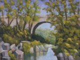 Bridge over Untroubled Water (34x45)