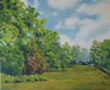Forest Ride (38x46)