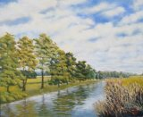 Royal Military Canal (38x46)