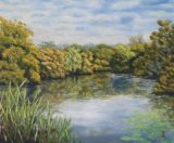 Wake Valley Pond (38x46)