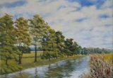 Royal Military Canal (29x42)
