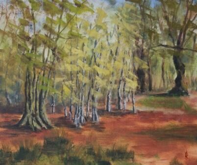 Early Spring (32x45)