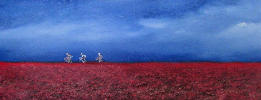 Red Field Race