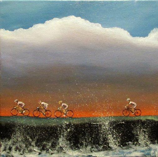 Coastal Chase