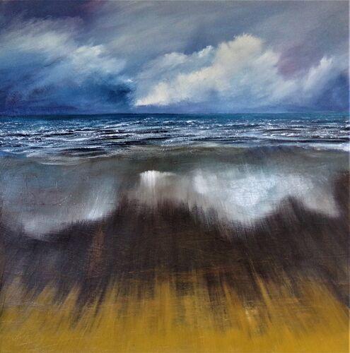 Empty Beach, Cornwall