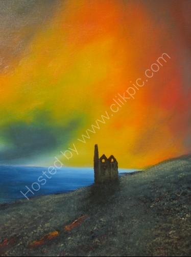 Cornish Sunset