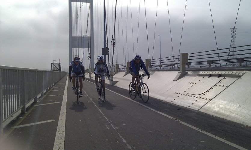 Riding on LEJOG