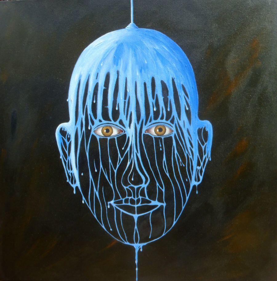 Paint Head