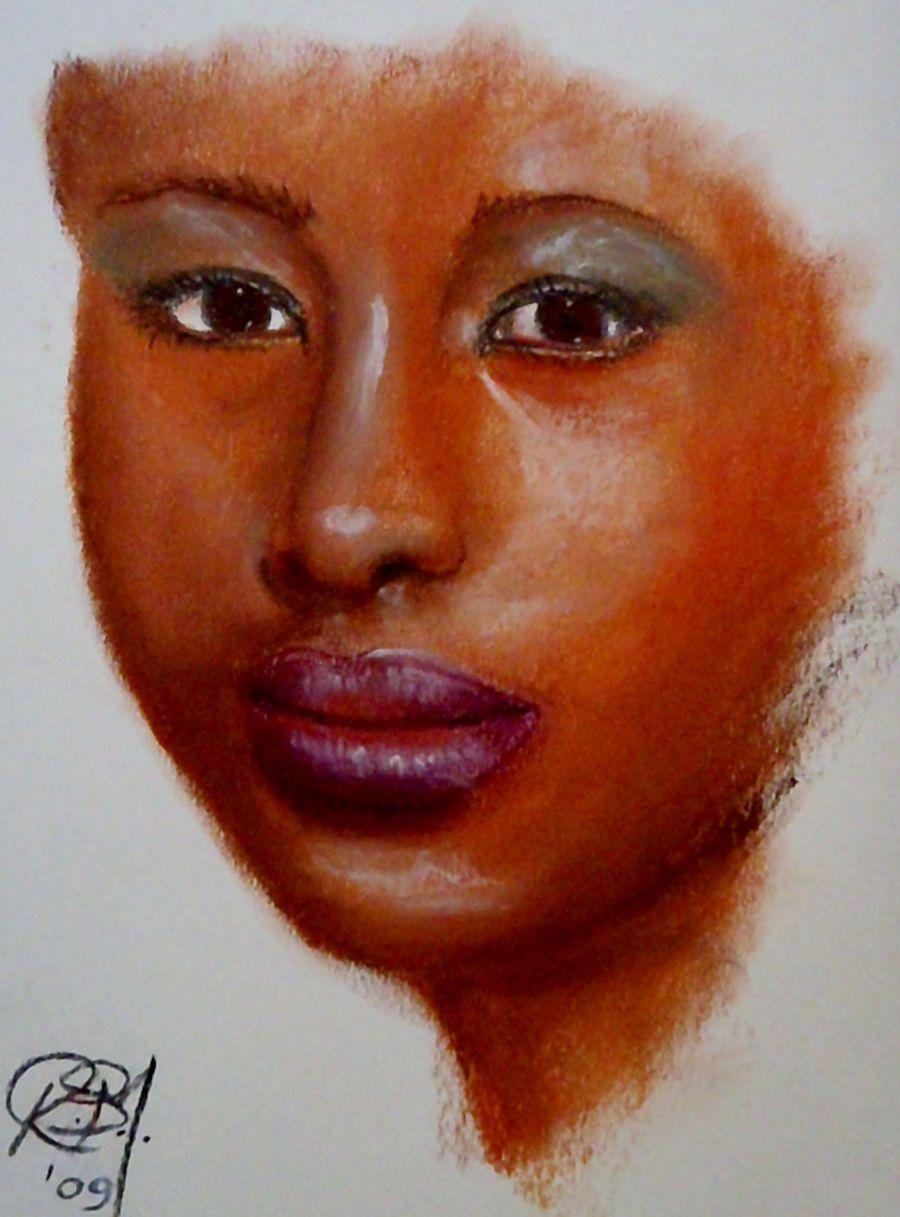 Pastel Study 3