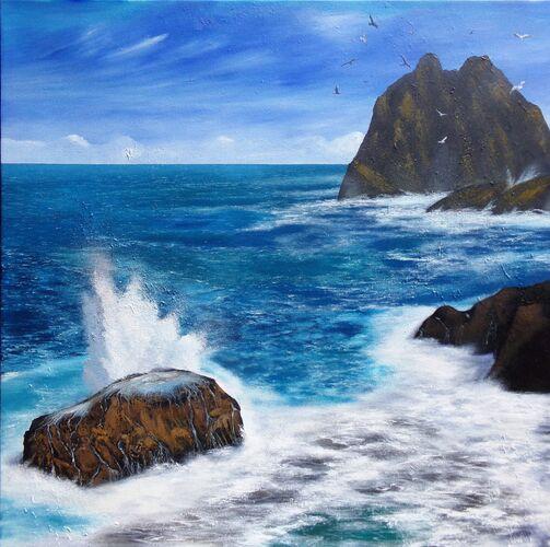 Cornish Seascape