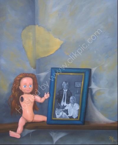 Still Life with Doll