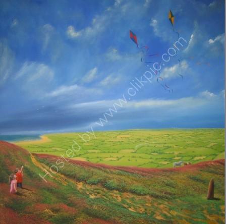Cornish Kites