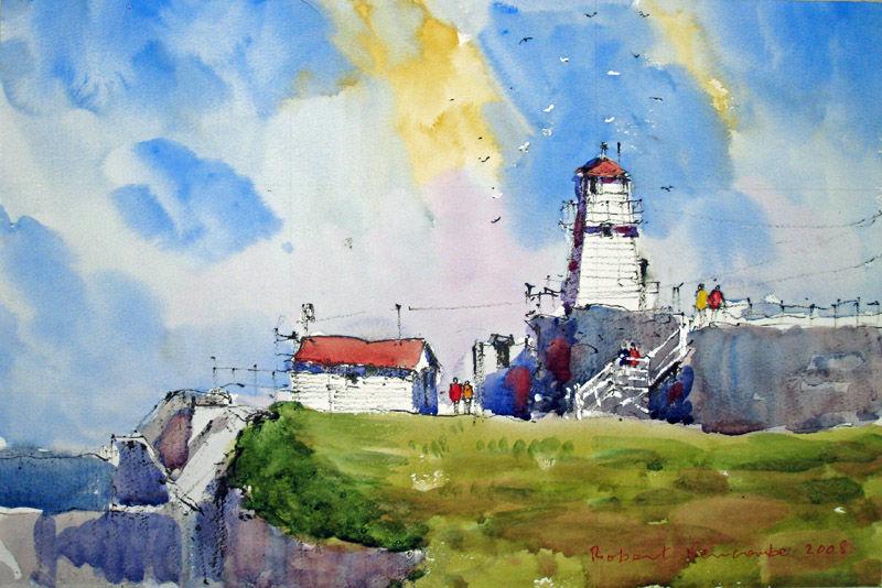 Lighthouse, St.  Johns, Newfoundland