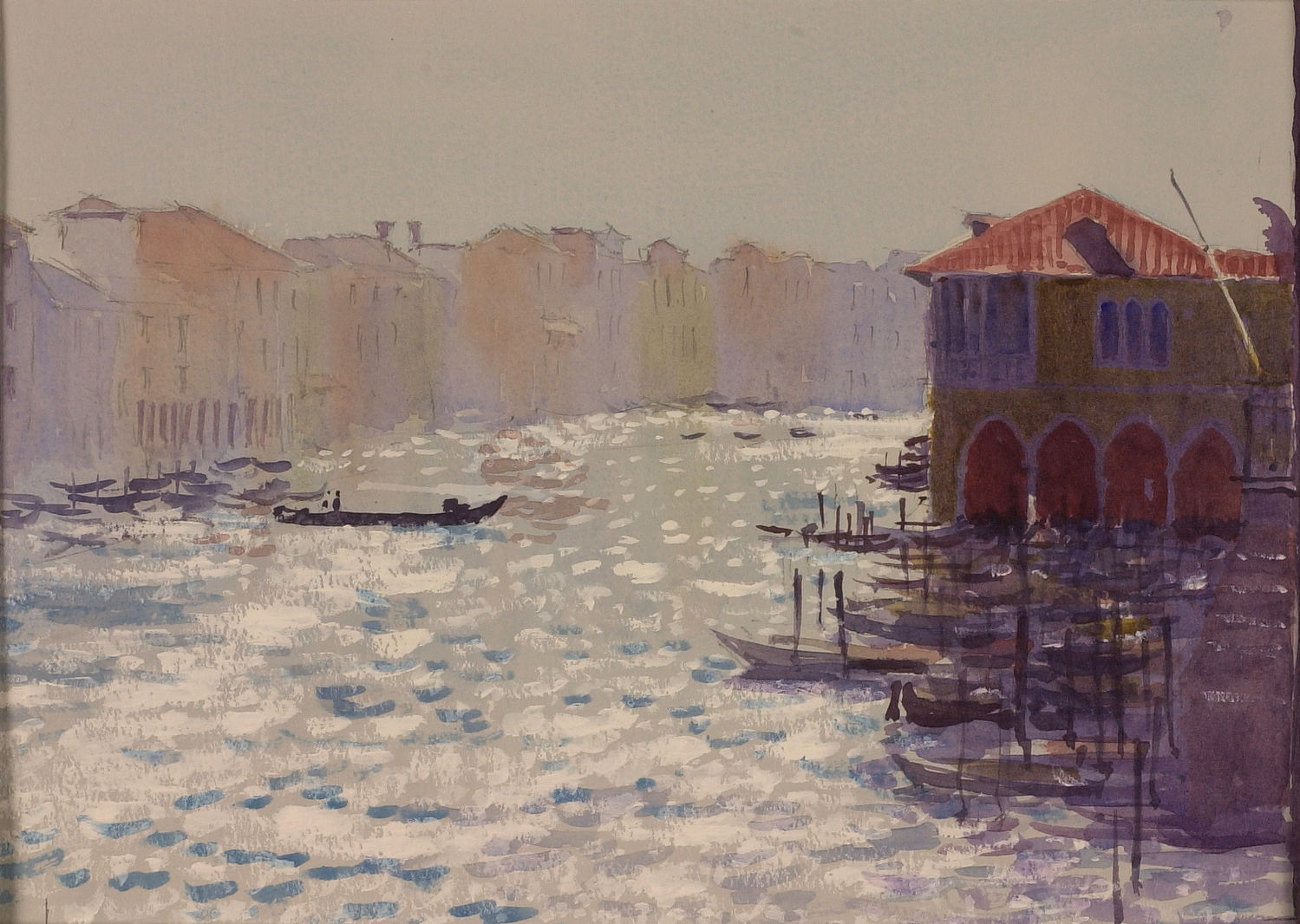 Morning Light, Grand Canal Venice