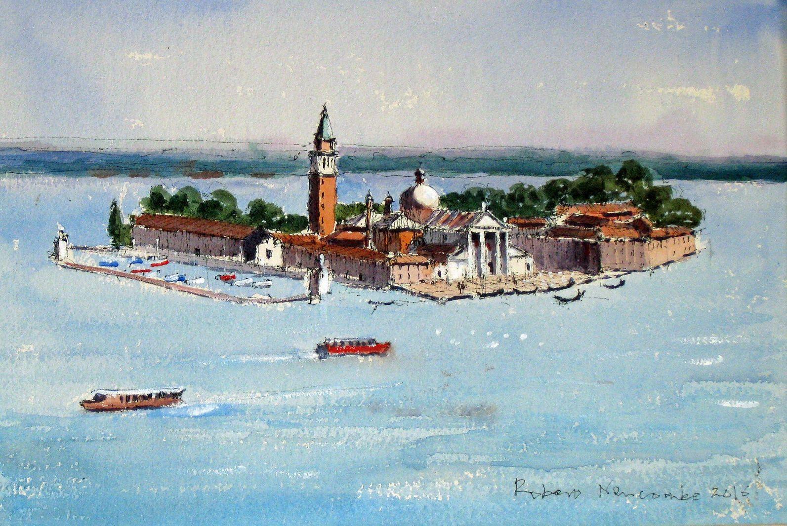S. Georgio, Venice, panorama