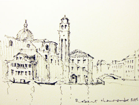 S. Geremia - drawing