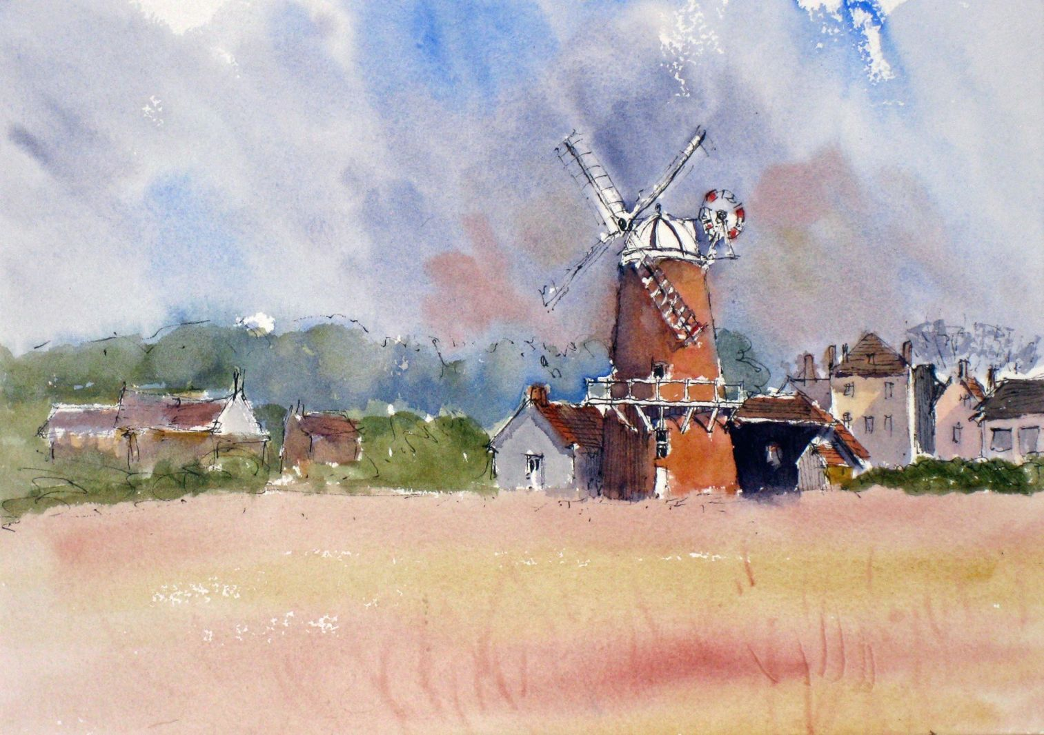 Windmil, Holt, Norfolk