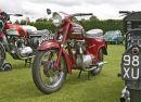 BSA motor cycle