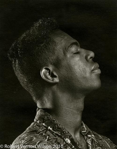 Profile of Black Male