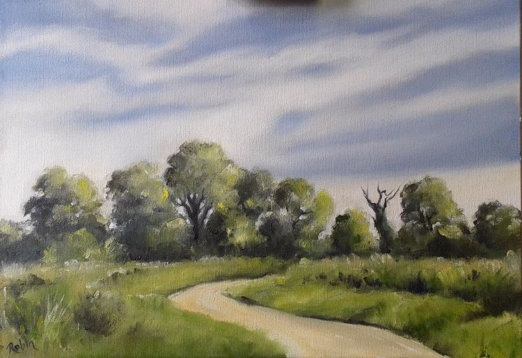 Summer, Mareham Pastures