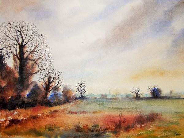 Autumn Colours. SOLD