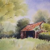 Old Shed By The Slea. Sold