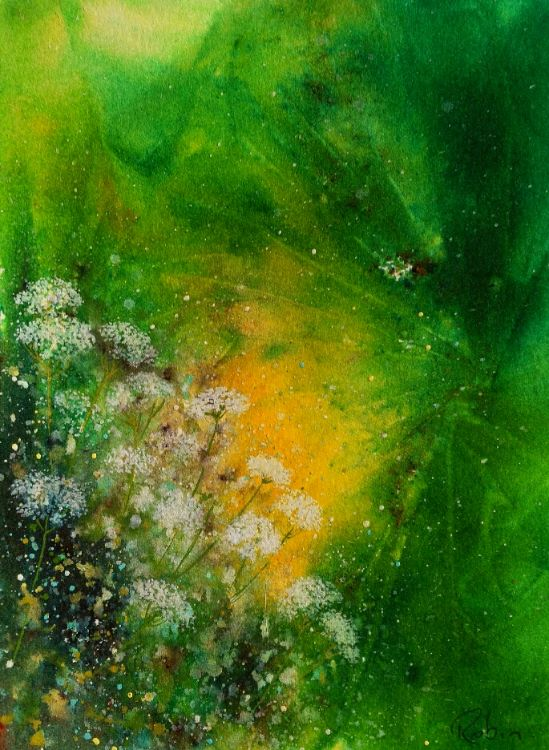 Cow Parsley SOLD