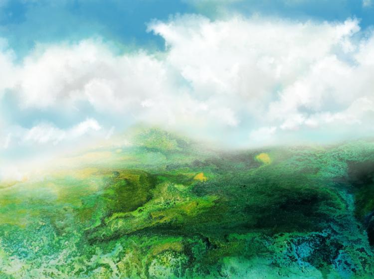 Imaginary Landscape 4