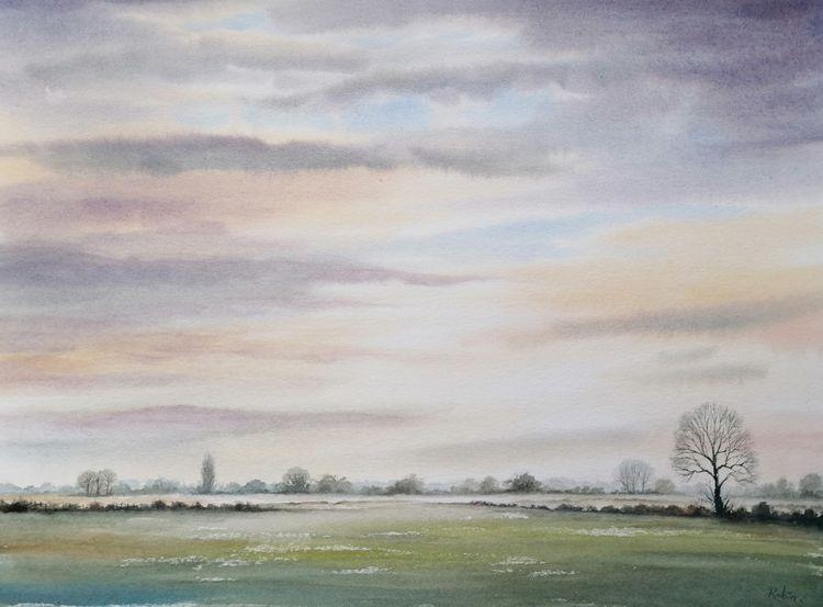 Lincolnshire Evening Sky