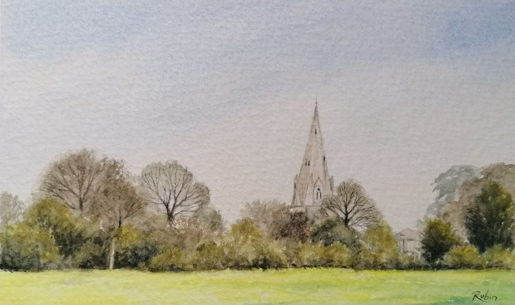 St Peters Church, Rauceby, Lincolnshire