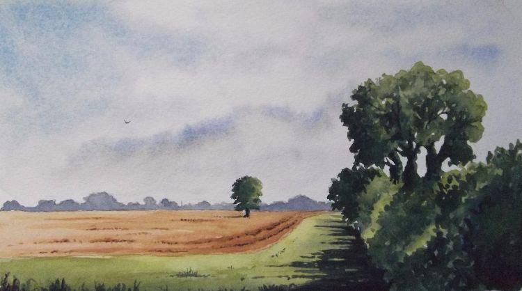 Near Evedon, Lincolnshire