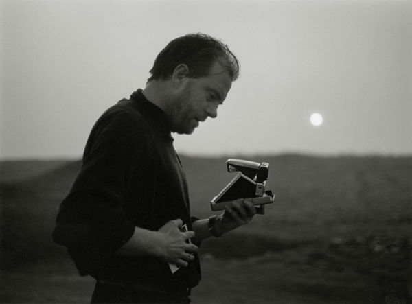 Williams, David 2.  Photographic artist and teacher, 1992