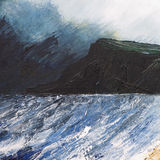SOLD - Acrylic on Canvas (70  x 113cm)