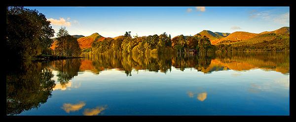 Derwentwater Panoramic