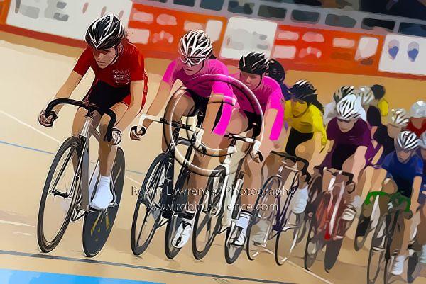 2012 School Games - Olympic Velodrome