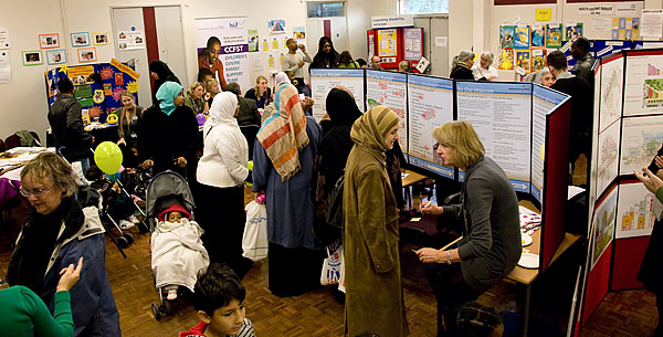 LBHF NHS Primary Care Trust Community Day
