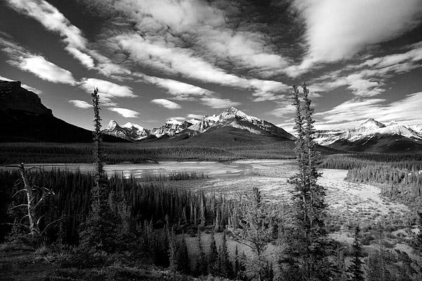 Rocky Mountain Range, Canada