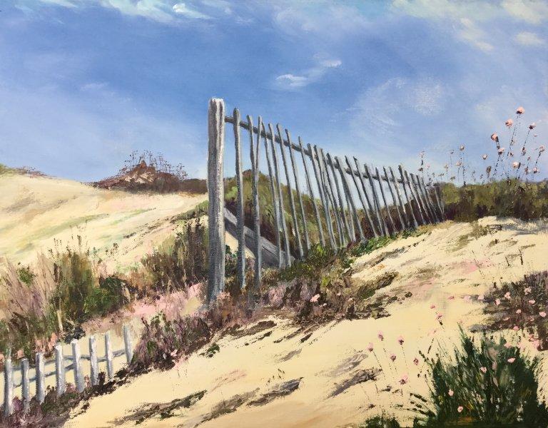 Dune picket fence 2