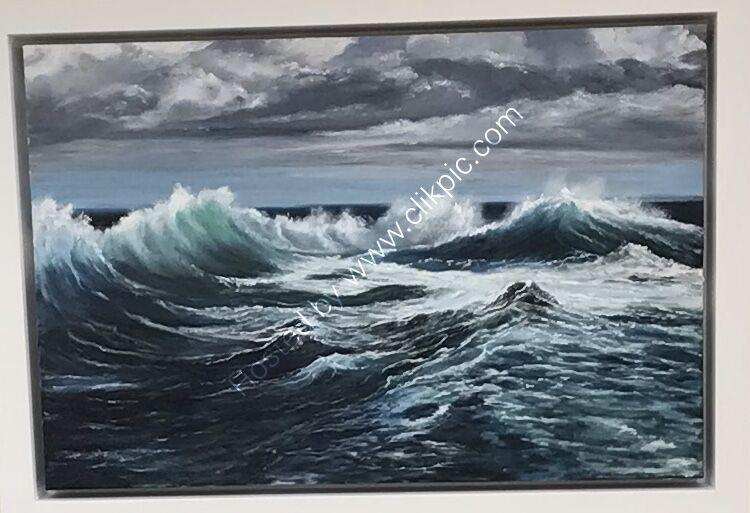 Stormy seas, Baleal