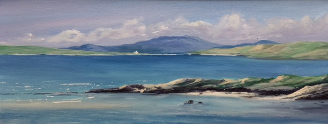 Towards Eriskay