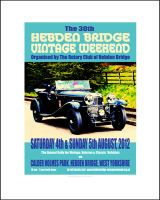 HEBDEN BRIDGE VINTAGE WEEKEND 2012