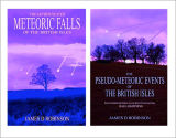METEORITE BOOKS : COVERS