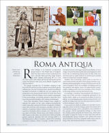 Article in Skermish magazine : March/April 2012