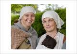 WARRIOR WOMEN : ANDREA & LAURA ( sisters )