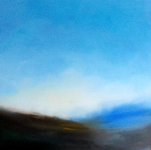 Dawn. Umbria. (sold)