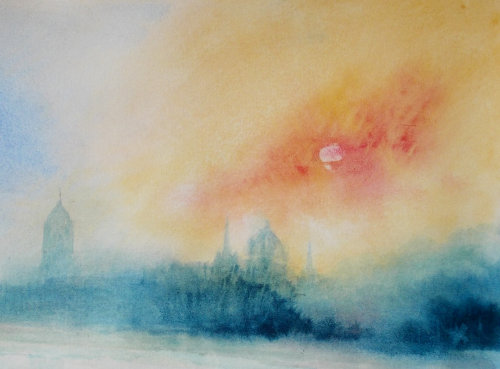 Oxford Sunset (SOLD)